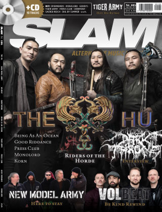 SLAM - alternative music magazine 105