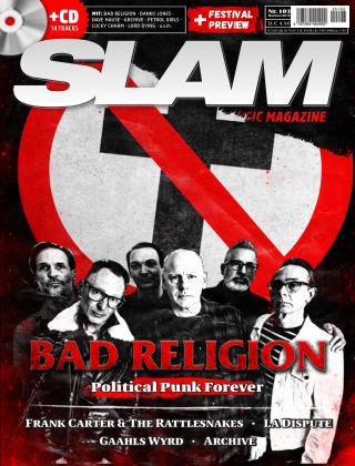 SLAM - alternative music magazine 103