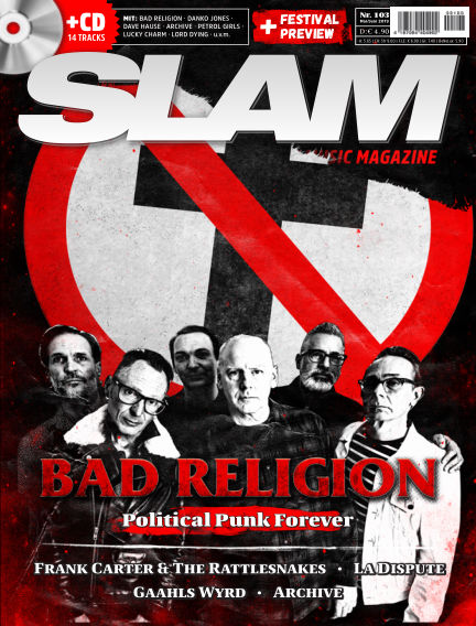SLAM - alternative music magazine April 17, 2019 00:00