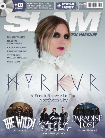 SLAM - alternative music magazine April 21, 2020 00:00