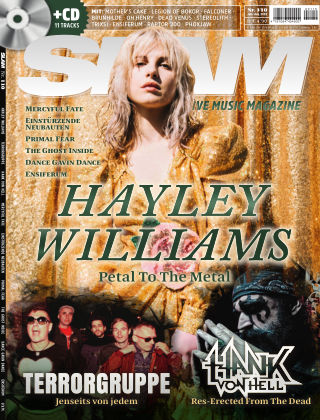 SLAM - alternative music magazine 110