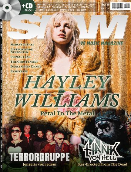 SLAM - alternative music magazine June 17, 2020 00:00
