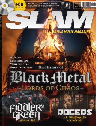 SLAM - alternative music magazine #102