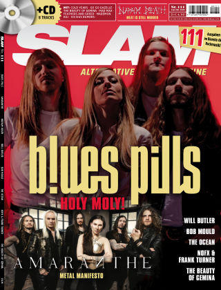SLAM - alternative music magazine 111