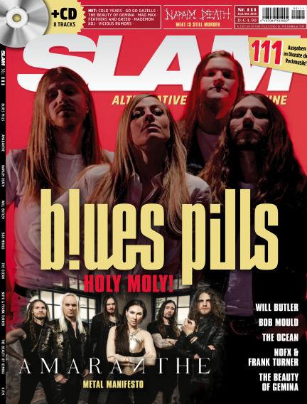 SLAM - alternative music magazine August 19, 2020 00:00