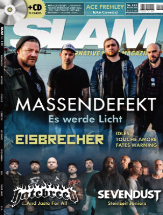 SLAM - alternative music magazine 112