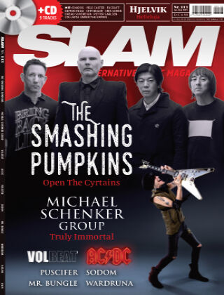 SLAM - alternative music magazine 113