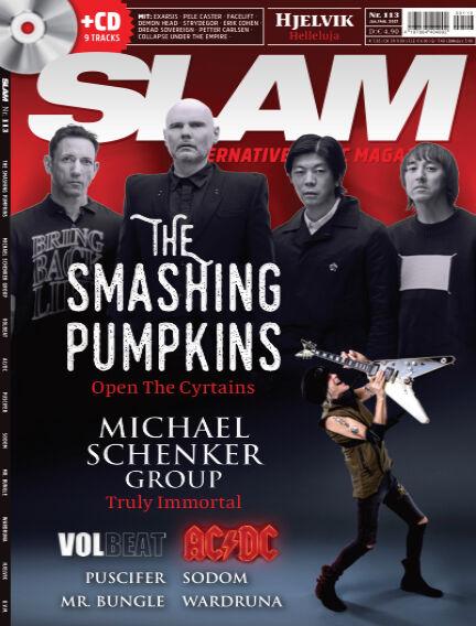 SLAM - alternative music magazine December 16, 2020 00:00