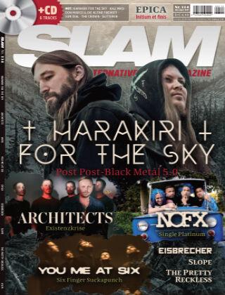 SLAM - alternative music magazine 114
