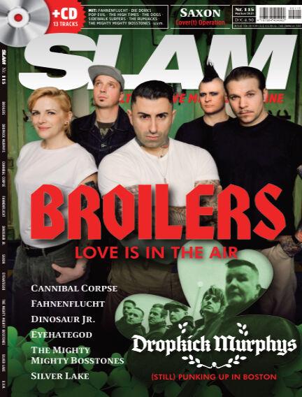 SLAM - alternative music magazine April 21, 2021 00:00