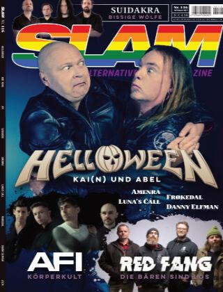 SLAM - alternative music magazine 116