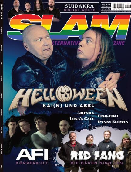 SLAM - alternative music magazine June 23, 2021 00:00