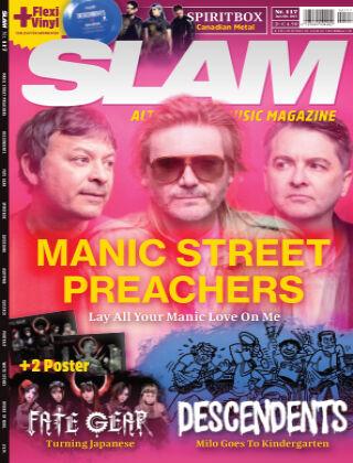 SLAM - alternative music magazine 117