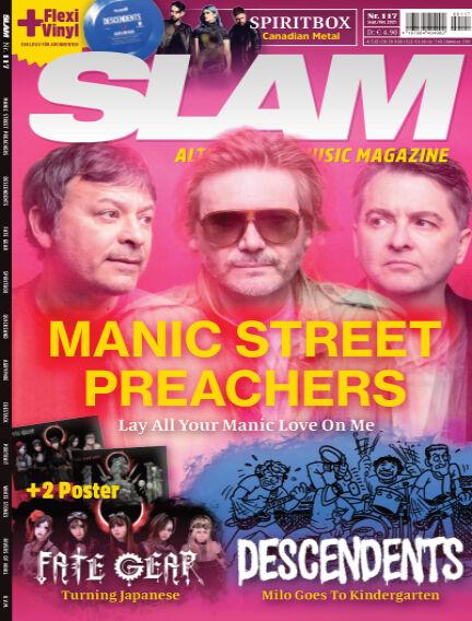 SLAM - alternative music magazine