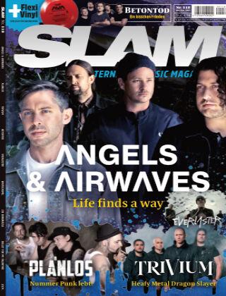 SLAM - alternative music magazine 118