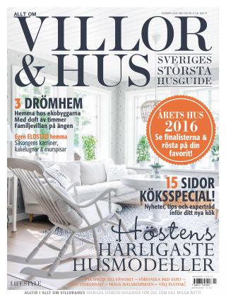 Allt om villor & hus 2016-09-29