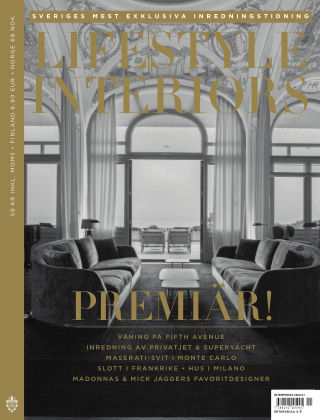 Lifestyle Interiors (Inga nya utgåvor) 2019-11-17