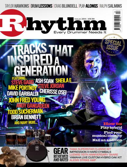 Rhythm Magazine November 29, 2019 00:00