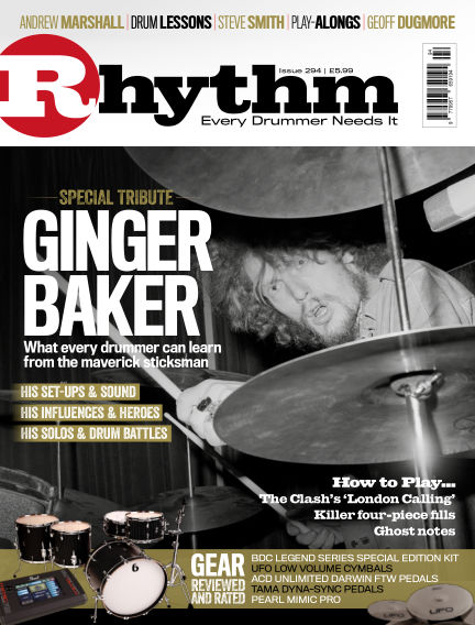 Rhythm Magazine January 11, 2020 00:00