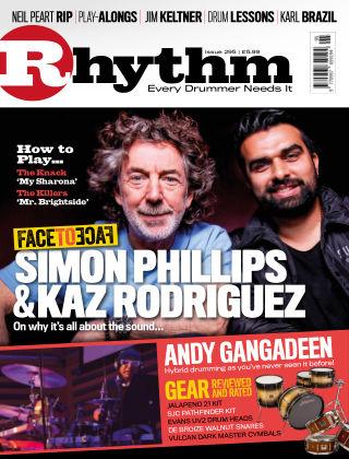 Rhythm Magazine 295