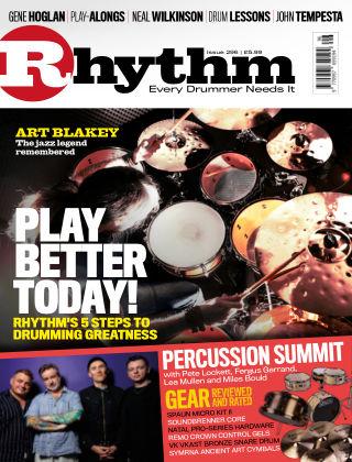 Rhythm Magazine 296