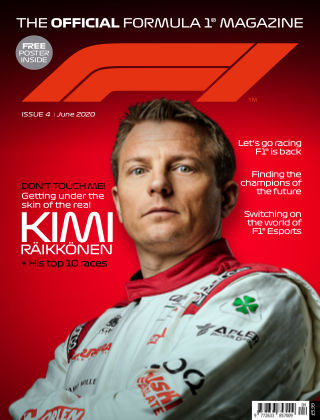 The Official Formula 1® Magazine - F1 Issue 4 June 2020