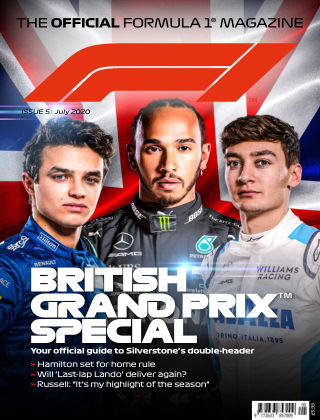 The Official Formula 1® Magazine - F1 Issue 5 July 2020
