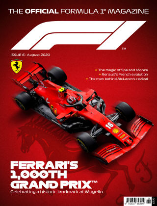 The Official Formula 1® Magazine - F1 Issue 6 August 2020