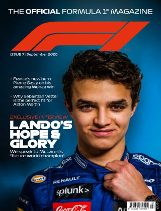 The Official Formula 1® Magazine - F1 Issue 7 Sept 2020