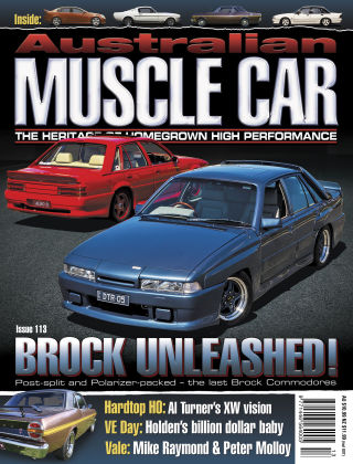 Australian Muscle Car Issue 113