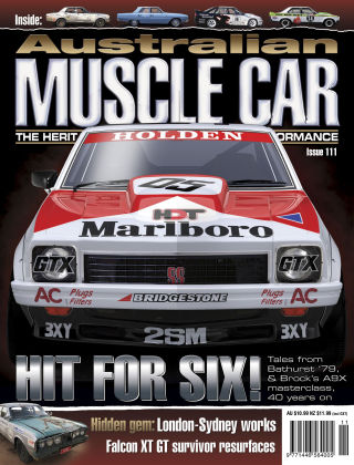 Australian Muscle Car Issue 111