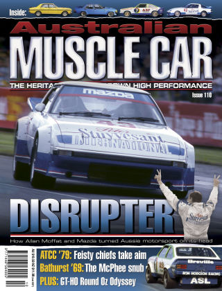 Australian Muscle Car Issue 110