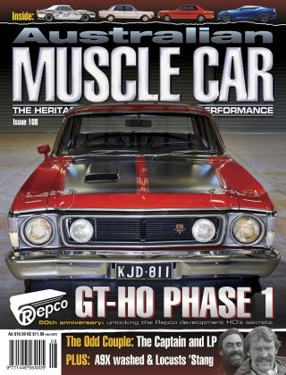 Australian Muscle Car Issue 108