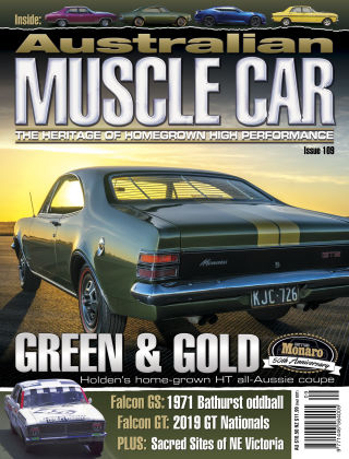 Australian Muscle Car Issue 109