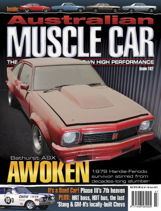 Australian Muscle Car Issue 107