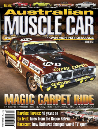 Australian Muscle Car Issue 112