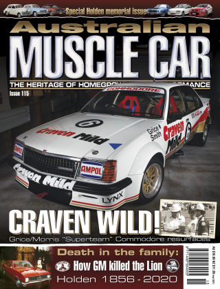 Australian Muscle Car Issue 115