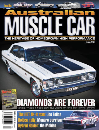 Australian Muscle Car Issue 116