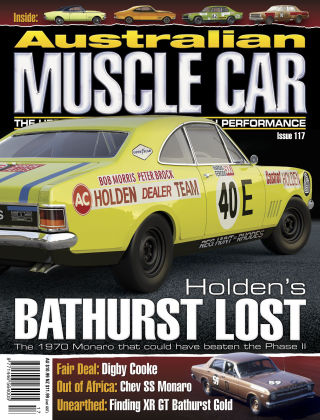 Australian Muscle Car Issue 117