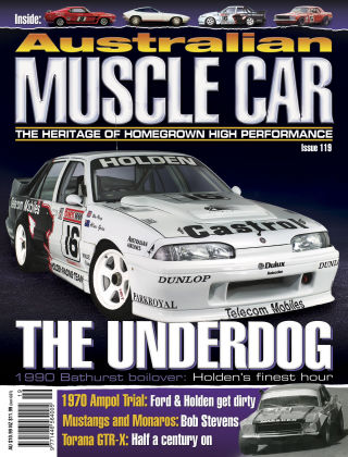 Australian Muscle Car Issue 119