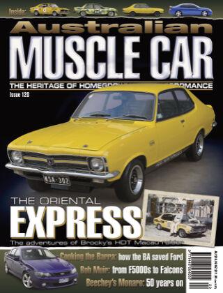 Australian Muscle Car Issue 120