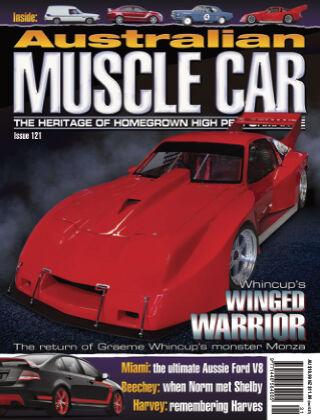 Australian Muscle Car Issue 121
