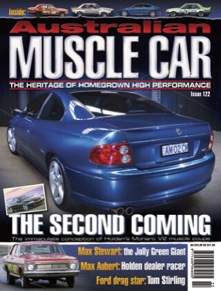 Australian Muscle Car Issue 122