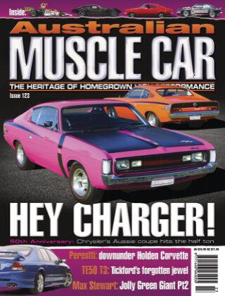Australian Muscle Car #123
