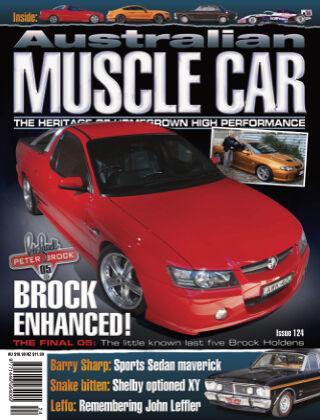 Australian Muscle Car #124
