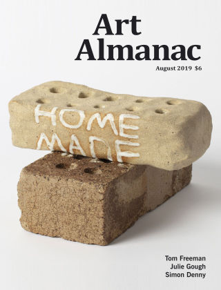 Art Almanac Aug 2019
