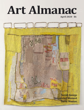 Art Almanac April 2020