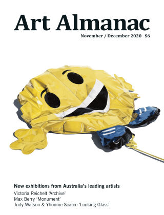 Art Almanac Nov Dec 2020