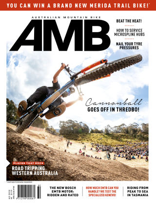 Australian Mountain Bike Issue 180