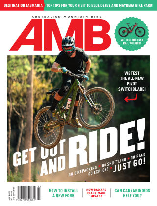 Australian Mountain Bike Issue 181